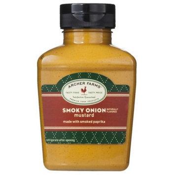 Archer Farms Smokey Onion Mustard - 9.1 oz. Squeeze Bottle