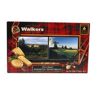 Walkers Shortbread Assorted Cookies, 8.8 oz