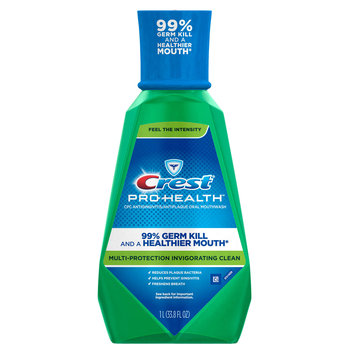 Crest Pro-health Invigorating Clean Multi-protection Mouthwash