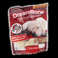 DreamBone Vegetable & Chicken Chews Medium - 4 CT