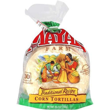 Mayan Farm: Corn Tortillas, 26.4 Oz