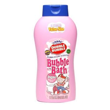 Dubble Bubble Original Bubble Bath, Bubble Gum, 33.8 fl oz