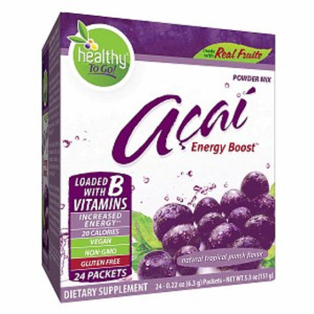 To Go Brands Acai Natural Energy Boost Tropical Punch