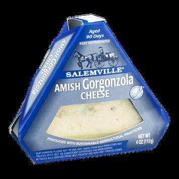 Salemville Gorgonzola Cheese Amish Wedge