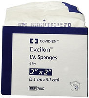 Kendall Healthcare Products Co Excilon Sterile IV Sponge 2