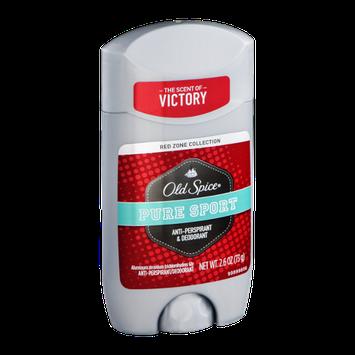 Old Spice Pure Sport Anti-Perspirant & Deodorant
