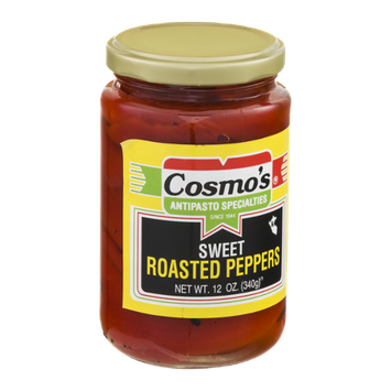 Cosmo's Sweet Roasted Peppers
