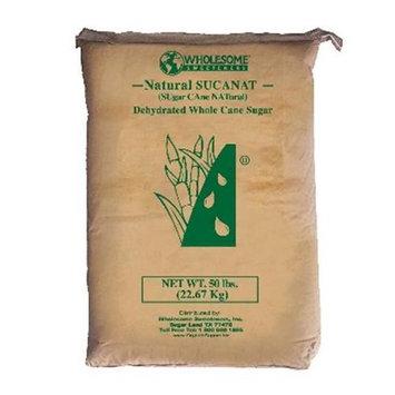WHLSOM Sucanat Sweetner, lb (pack of 50 )