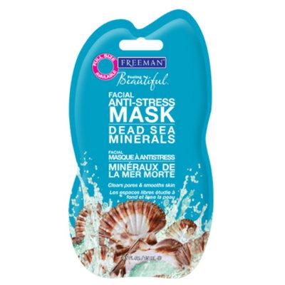 Freeman Beauty Feeling Beautiful  Facial Anti-Stress Mask Dead Sea Minerals
