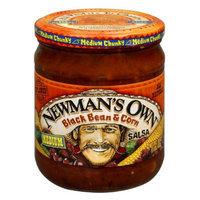 Newman's Own Black Bean Salsa 16oz