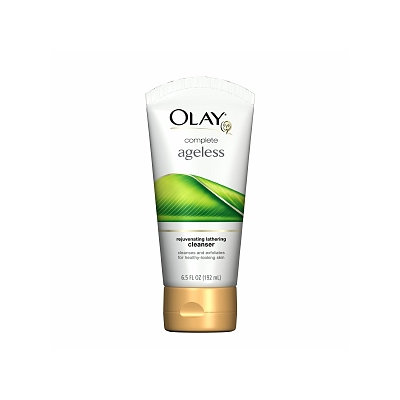 Olay Complete Ageless Rejuvenating Lather Cleanser