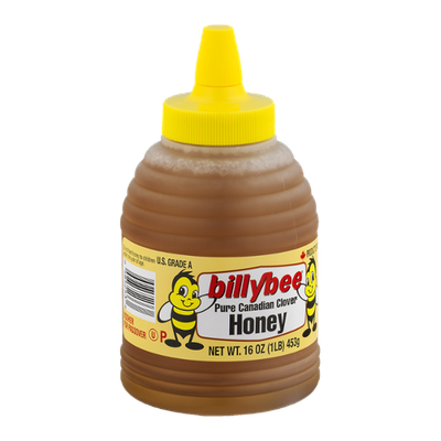 Billy Bee Pure Canadian Clover Honey