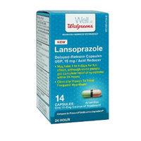 Walgreens Lansoprazole 15 mg Acid Reducer Capsules