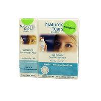 Bio-logic Aqua Natures Tears EyeMist - All Natural Mega Value Set (Pack of 3)