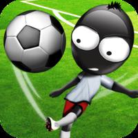 Robert Szeleney Stickman Soccer