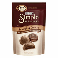 Hershey's Simple Pleasures Milk Chocolate with Vanilla Creme
