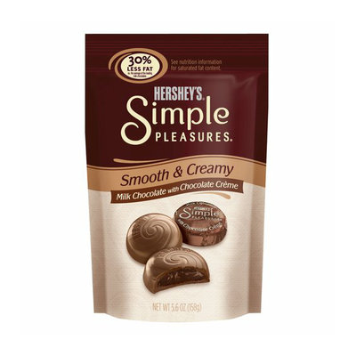 Hershey's Simple Pleasures Milk Chocolate with Chocolate Creme
