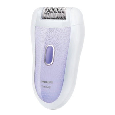 Philips HP6520/70 Satin Soft Epilator, 1 ea