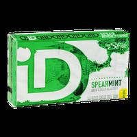 Stride iD Sugar Free Gum Spearmint - 14 CT