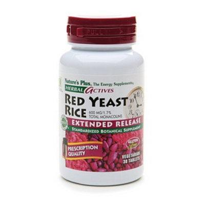 Nature's Plus Red Yeast Rice 600mg
