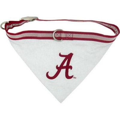 Pets First Inc. Alabama Crimson Tide Bandana - Large