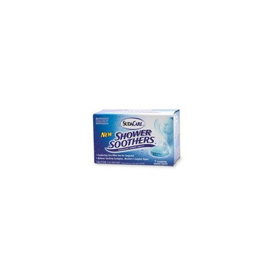SudaCare Shower Soothers, Vaporizing Tablets 7 ea
