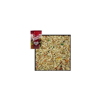 PRETTY BIRD INTERNATIONAL INC Pretty Bird International BPB61625 Premium Blend Budgie/Parakeet Food, 25-Pound