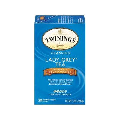 Twinings® Classics Decaffeinated Lady Grey Tea