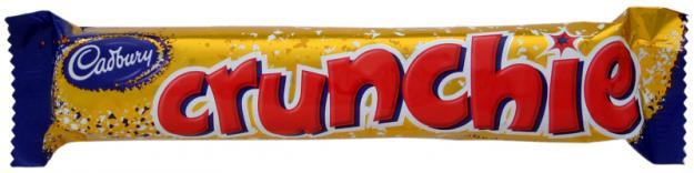 Cadbury Crunchie Bar Candy