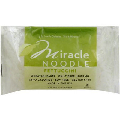 Generic Miracle Noodle Fettuccini Pasta, 7 oz, (Pack of 6)