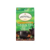 TWININGS® OF London Decaffeinated Green Tea Bags
