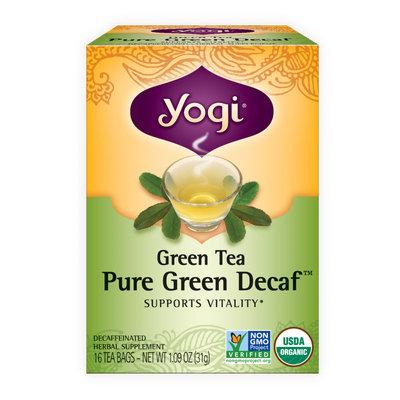 Yogi Tea Pure Green Decaf