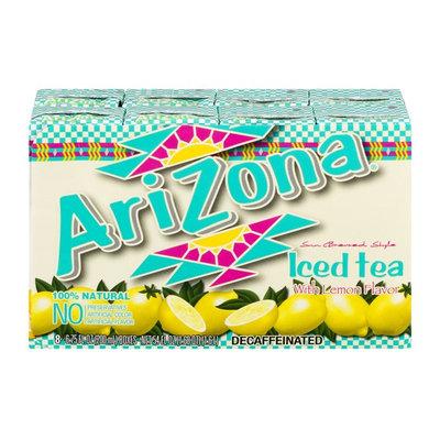 AriZona Iced Tea with Lemon Flavor - Decaf