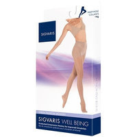 Sigvaris Women's Sheer Fashion 15-20 mmHg Pantyhose Size: D, Color: Natural 33
