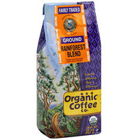 The Organic Coffee Co. Rainforest Blend Ground Coffee
