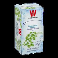 Wissotzky Tea Bags Magic Garden Peppermint - 20 CT