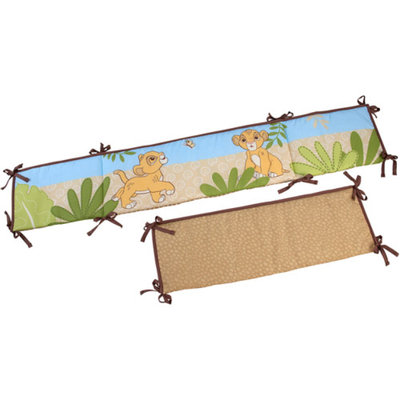 Disney Baby Bedding Disney Lion King Simba Crib Bumper