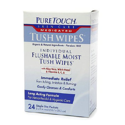 PureTouch Medicated Wipes