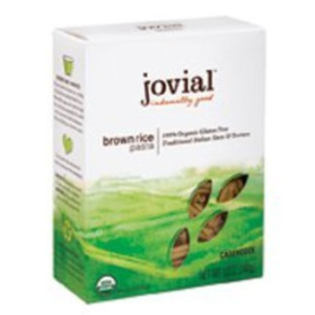 Jovial 100% Organic Brown Rice Caserecce 12 oz. (Pack of 12) ( Value Bulk Multi-pack)