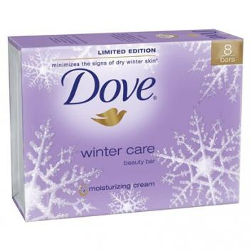 Dove Winter Care Soap