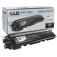 LD Brother Compatible Brother TN210BK Black Laser Toner Cartridge for DCP-9010CN, HL-3040CN, HL-3045CN, HL-3070CW, HL-3075CW, MFC-9010CN, MFC-9120CN, MFC-9125CN, MFC-9320CN, MFC-9320CW, MFC-9325CW