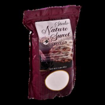 Steel's Nature Sweet Crystals Sugar Free Sweetener