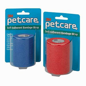3M Petcare Self Adherent Bandage Wrap