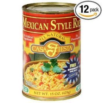 Casa Fiesta Fiesta, Rice, Mexican, 15 Oz