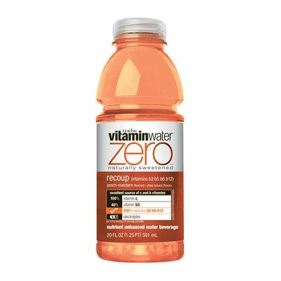 vitaminwater Zero Recoup Peach-Mandarin