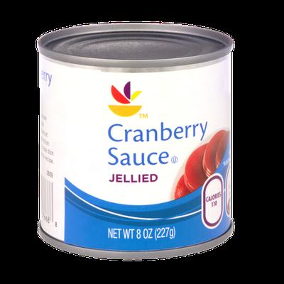 Cranberry Sauce - Jellied