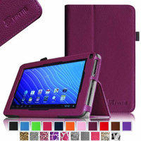 Fintie Folio Premium PU Leather Case Stand Cover for Double Power M series EM63 7