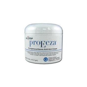 All Stop AS00006 ProEcza Eczema Cream - 4 oz