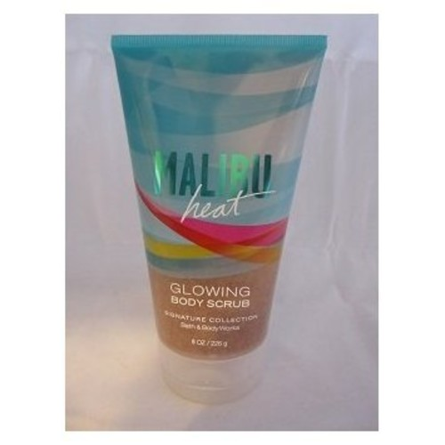 Bath Body Works Bath and Body Works Malibu Heat Glowing Body Scrub 8 Oz