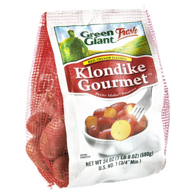 Green Giant Fresh Klondike Gourmet Petite Idaho Potatoes